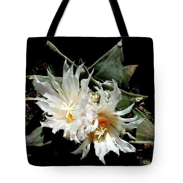 Cactus Flower 9 2 Tote Bag