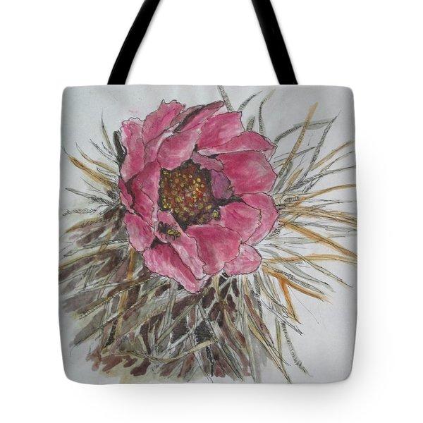 Cactus Joy Tote Bag