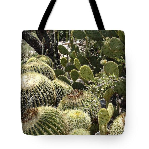 Cactus Life In Arizona Tote Bag