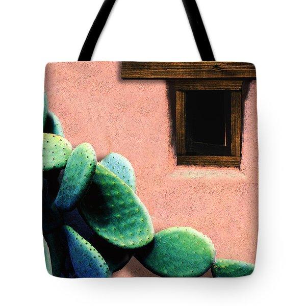 Cactus Tote Bag by Paul Wear