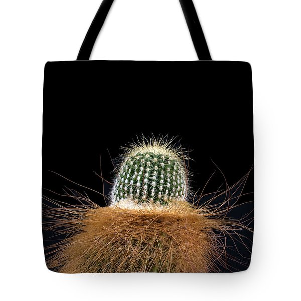 Tote Bag featuring the photograph Cactus Photo by Catherine Lau