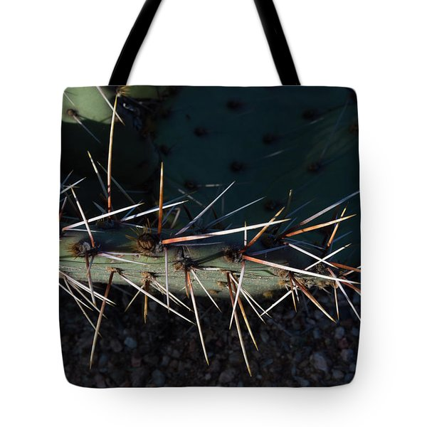 Cactus San Tan 10 Tote Bag