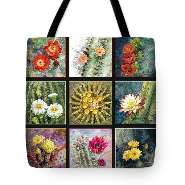 Cactus Series Tote Bag