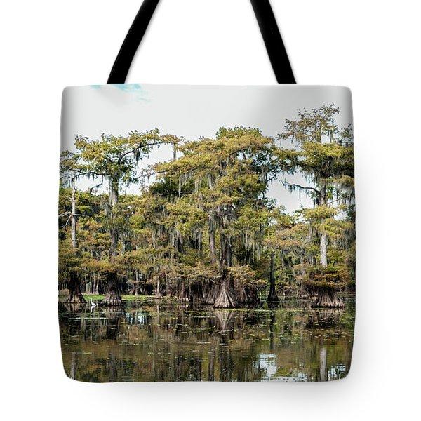 Caddo Bayou Tote Bag