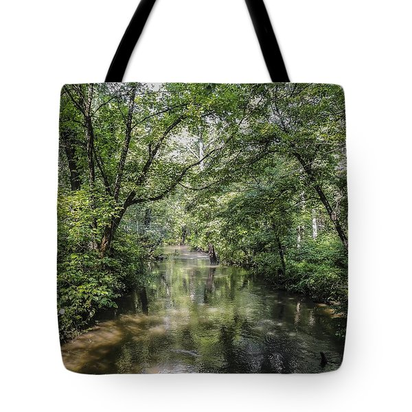 Cades Creek Tote Bag