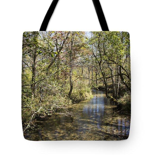 Cades Creek Tote Bag