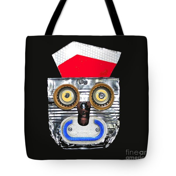 Cadet Tote Bag by Bill Thomson