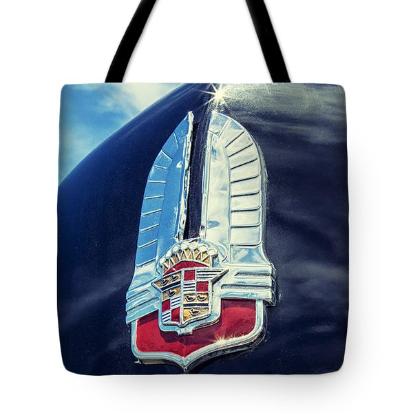 Cadillac Tote Bag by Caitlyn Grasso