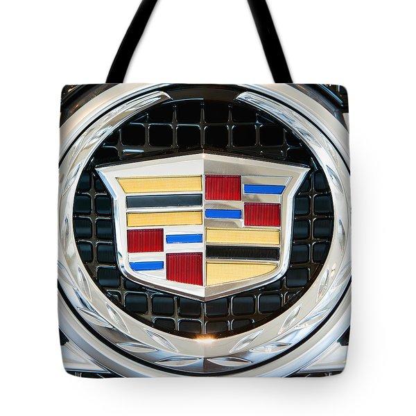 Cadillac Quality Tote Bag