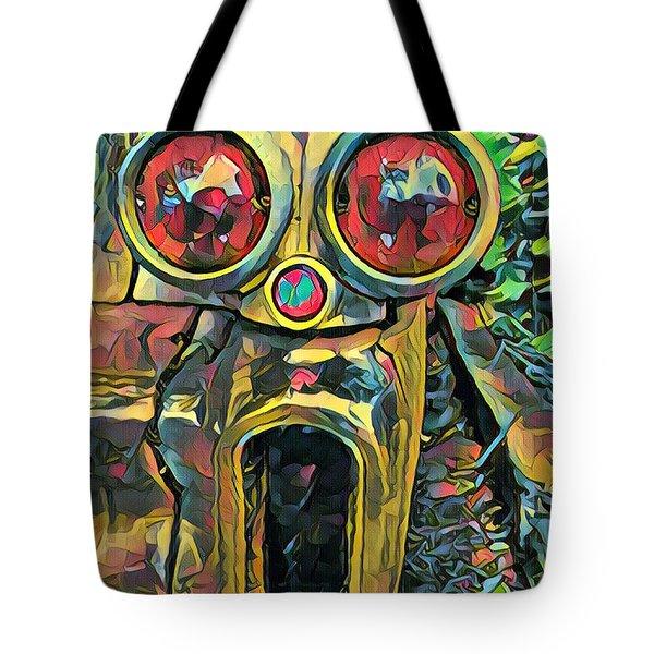 Cadillacasauraus Tote Bag