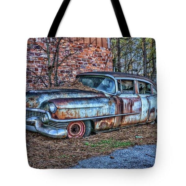 Cadilliac Tote Bag