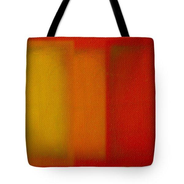 Cadmium Lemon Tote Bag by Charles Stuart