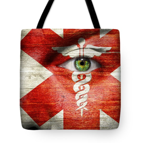 Caduceus  Tote Bag by Semmick Photo