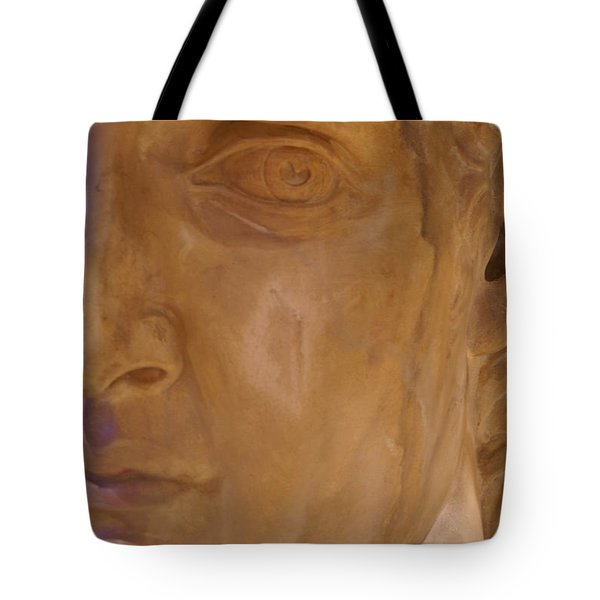 Tote Bag featuring the photograph Caesar by Cynthia Powell