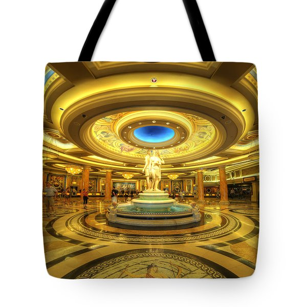 Caesar's Grand Lobby Tote Bag