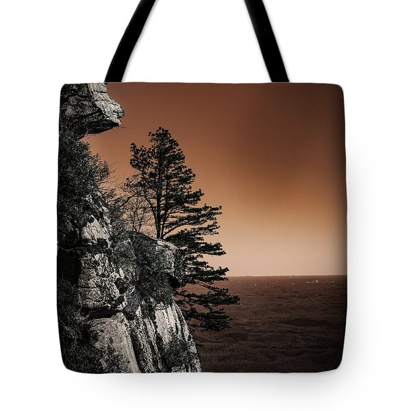 Caesar's Head Tote Bag