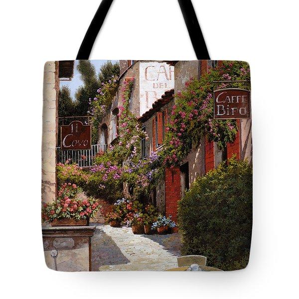 Cafe Bifo Tote Bag