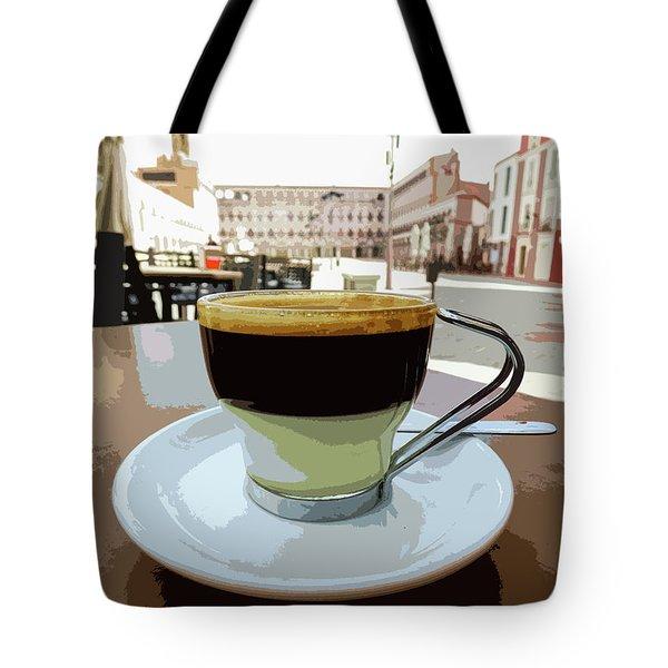 Cafe Bombon Tote Bag