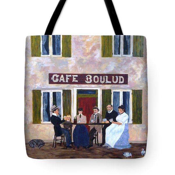 Cafe Boulud Tote Bag