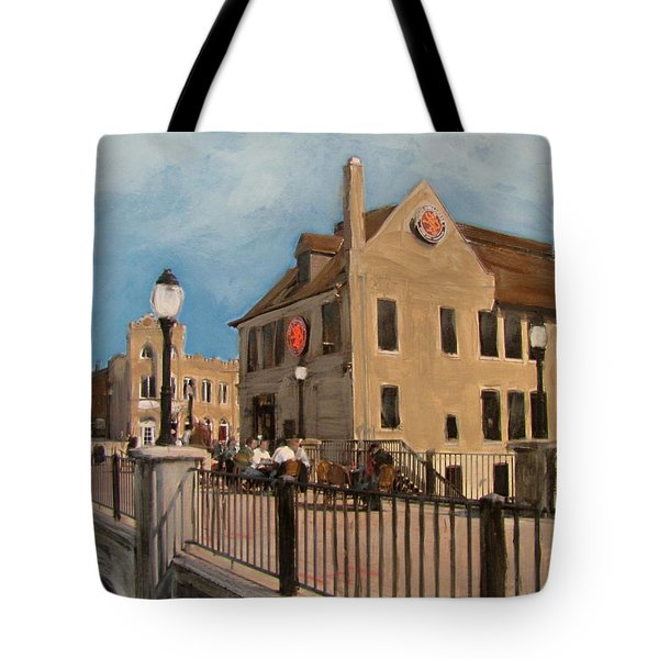Cafe Hollander 2 Tote Bag