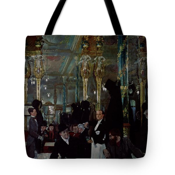 Cafe Royal, London, 1912 Tote Bag by Sir William Orpen