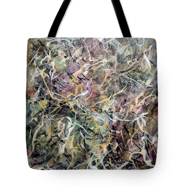 Caffeine Rush Tote Bag
