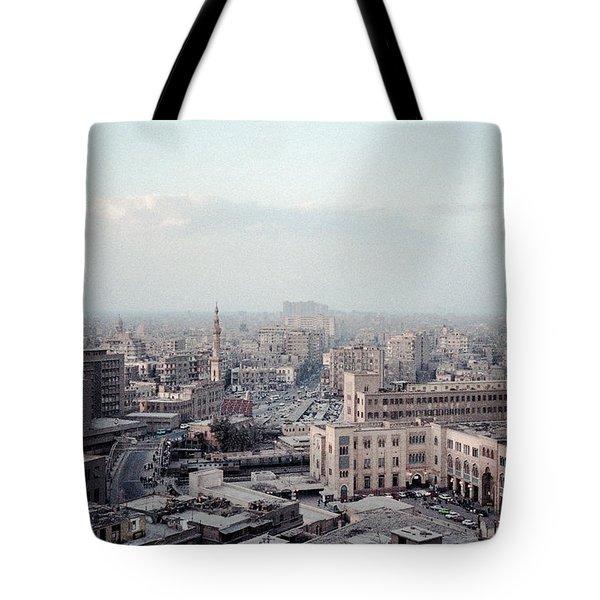 Cairo Circa 1987 Tote Bag