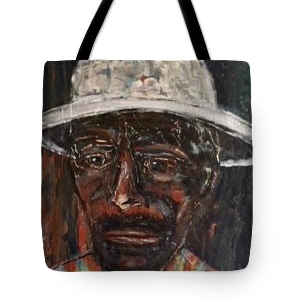 Cajun Tote Bag