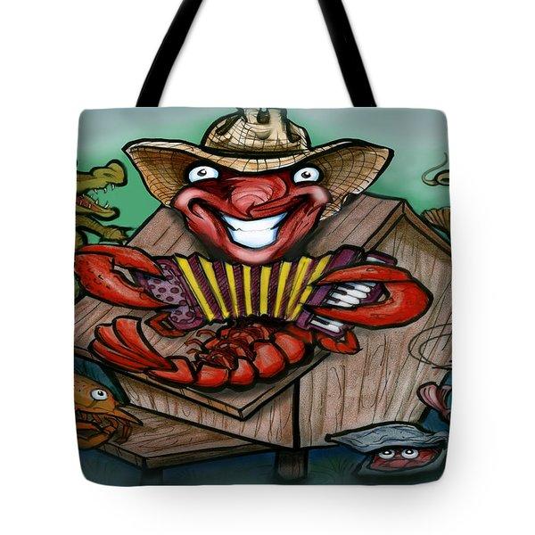 Cajun Critters Tote Bag