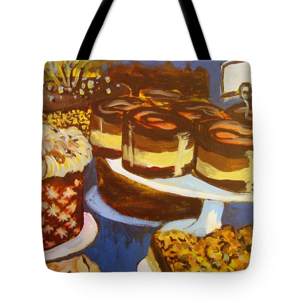 Cake Case Tote Bag