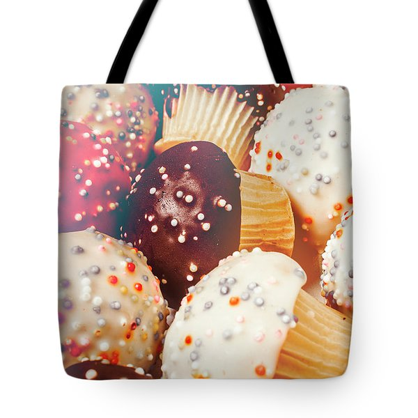 Cakes Of Confection Tote Bag
