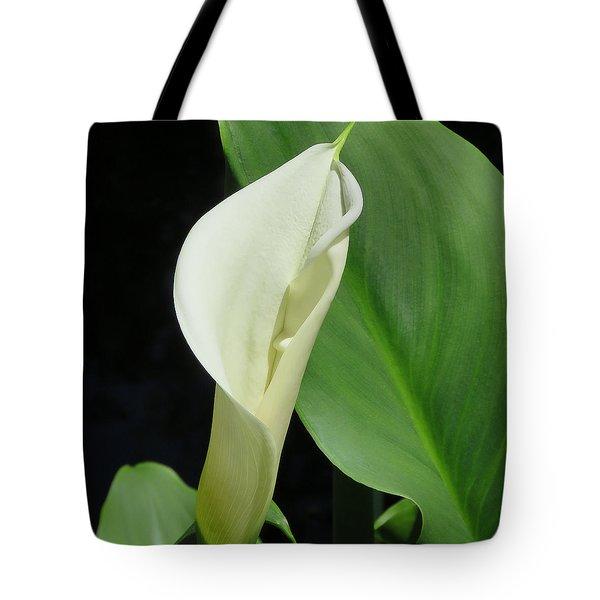 Cala Lily  Tote Bag