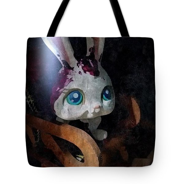 Calamitous  Tote Bag by Steven Richardson