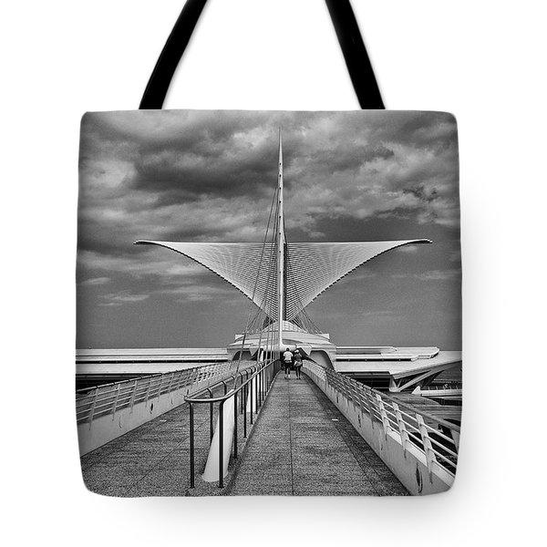 Calatrava Wings Tote Bag