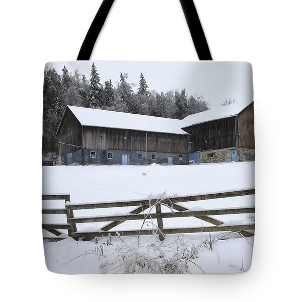 Caledon Farm Tote Bag by Gary Hall