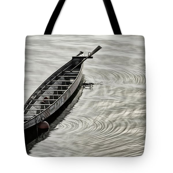 Calgary Dragon Boat Tote Bag