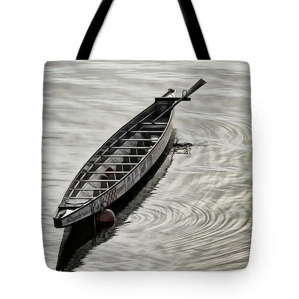 Calgary Dragon Boat Tote Bag