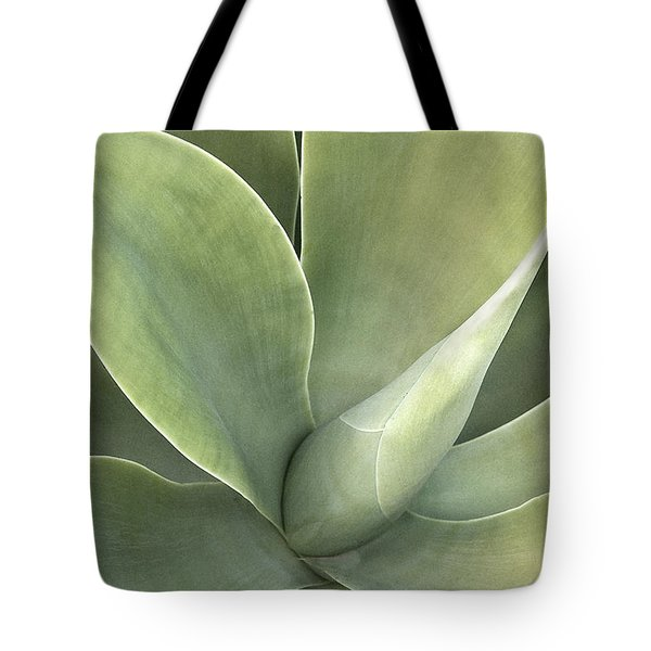 Cali Agave Tote Bag by Rich Franco
