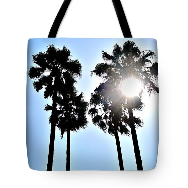 California Tote Bag by Christopher Woods