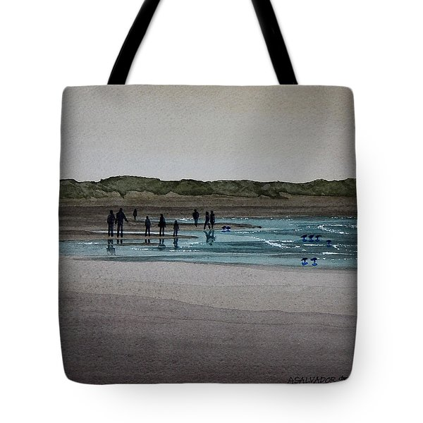 California Coast - Limantour Tote Bag