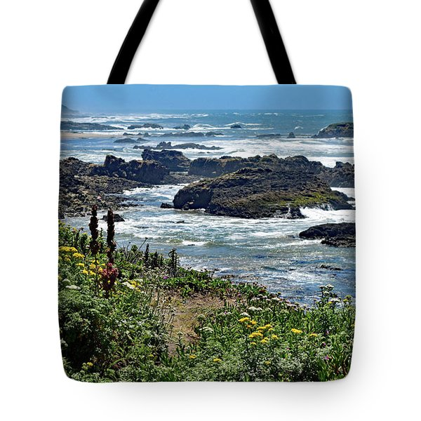 California Coast No. 9-1 Tote Bag