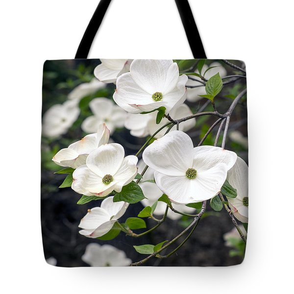 California Dogwood Tote Bag