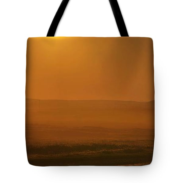 Tote Bag featuring the photograph California Dream by Peter Thoeny