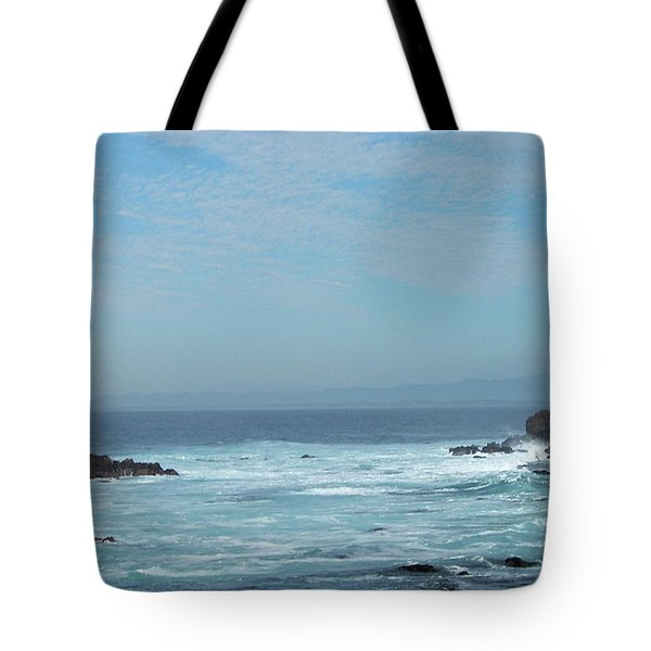 Tote Bag featuring the photograph California Dreaming by Carol  Bradley