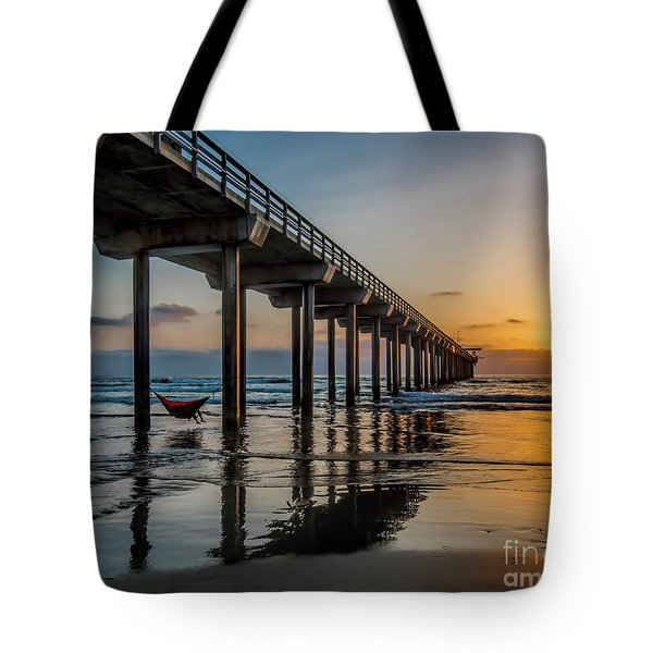 California Dream'n Tote Bag