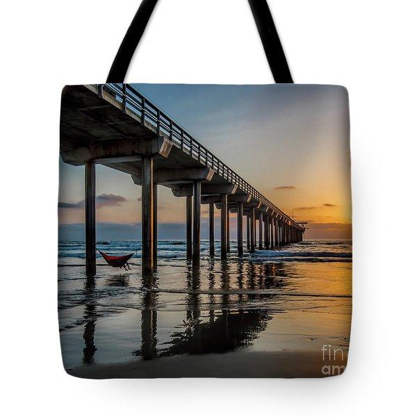 California Dream'n Tote Bag
