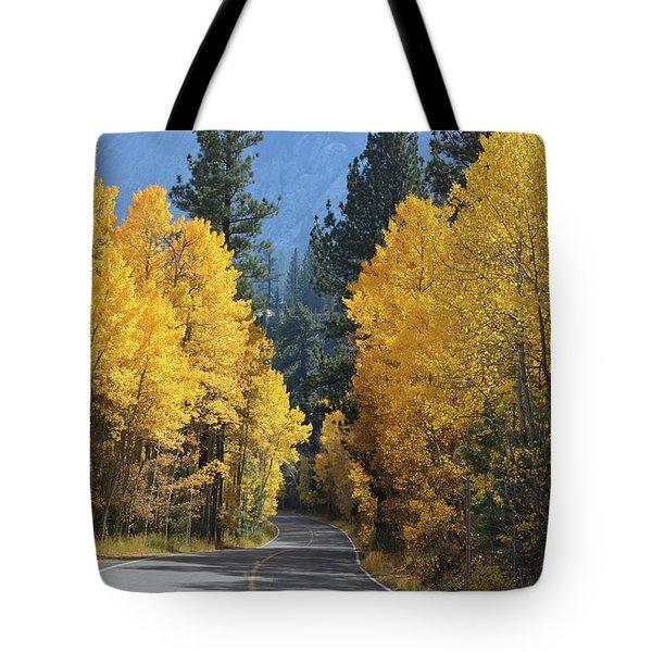 California Gold Tote Bag