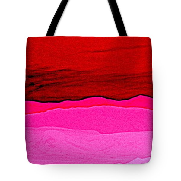 California Horizon Tote Bag