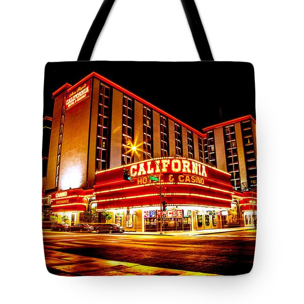 California Hotel Tote Bag