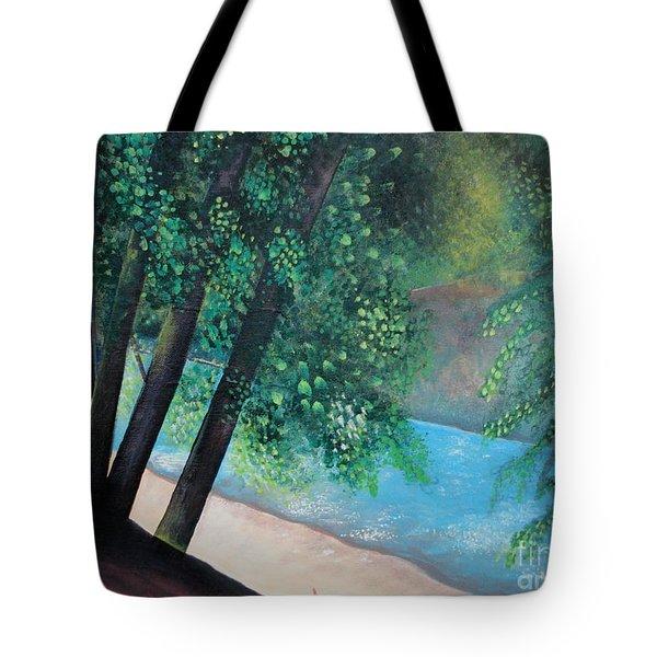 California Magic Tote Bag